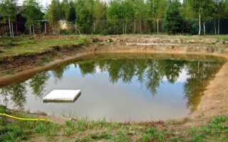 Как заложить фундамент если уровень грунтовых вод высокий, какой выбрать