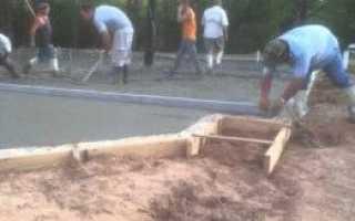 Фундамент финская плита: технология и монтаж