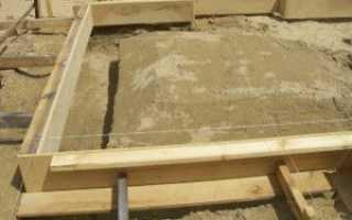 Ленточный фундамент для бани своими руками: инструкция от подготовки до заливки, изготовление стального каркаса