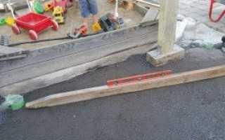 Трамбовка песка для фундамента – необходимый инструмент и особенности работ, выполняемых самостоятельно