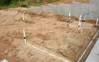 Усадка фундамента: причины, предотвращение, инструкция по изготовлению подушки и основания, советы