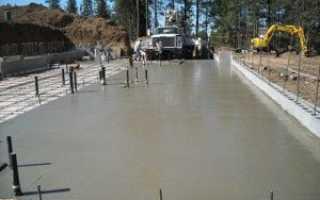 Уход за бетоном после заливки: как обеспечить основанию прочность