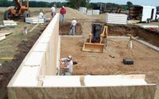 УШП фундамент своими руками: от подготовки до заливки бетоном