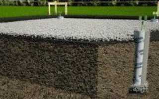 Бетонный фундамент для дома: соотношение, инструкция по шагам, варианты, сроки, качество бетона