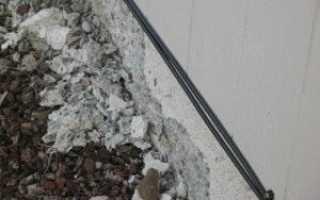 Восстановление фундамента под существующим домом – от поиска причин проблем до вариантов ремонта