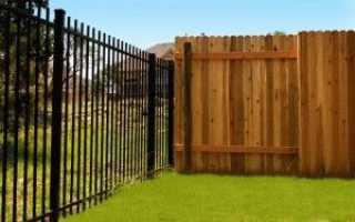 Забор без фундамента: технологии, типы, инструкция по строительству, достоинства