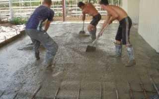 Плита на насыпном грунте в качестве фундамента: использование в строительстве