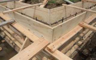 Опалубка для монолитного строительства: применение, виды и их особенности