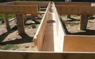 Бетонно свайный фундамент: бетонные сваи
