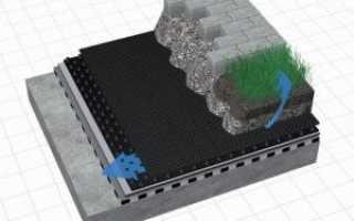 Отвод воды от фундамента дома: защищаем жилище от избытка влаги
