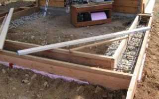 Бутобетонный ленточный фундамент: выбор камня, пошаговая инструкция от подготовки раствора до заливки бетона