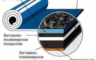 Рубероид для гидроизоляции фундамента: для чего нужен и как укладывать