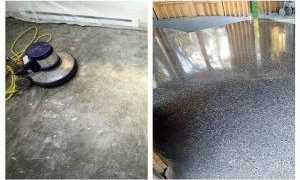 Шлифовка бетона своими руками: особенности и тонкости процесса