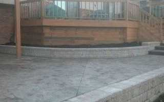 Ремонт бетонной отмостки: алгоритм действий, правила и рекомендации