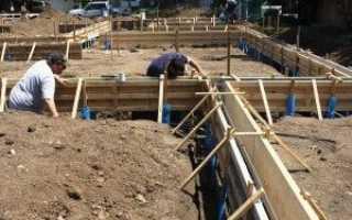Подсыпка под ленточный фундамент: необходимость, достоинства, инструкция по подбору материала, подсчётам и засыпке