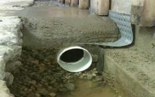 Проверка уровня грунтовых вод при строительстве фундамента – обязательная процедура перед началом постройки дома