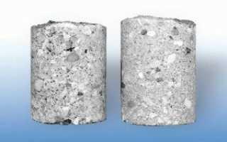Пластификаторы для бетона: виды, свойства и области применения