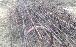 Армирование буронабивных свай диаметром 30-40 см на всю длину: основные моменты