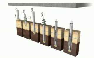 Буронабивной фундамент с ростверком: структура, инструкция постройки по шагам, советы и детали