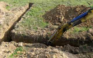 Как копать фундамент под дом правильно
