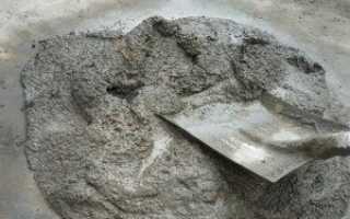Пропорция бетона на фундамент: виды оснований, выбор материала, инструкция по смешиванию, заливка и укрепление
