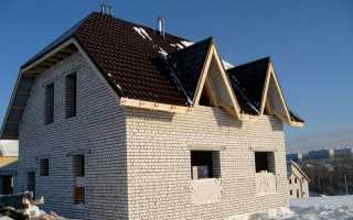 Какой фундамент лучше для кирпичного двухэтажного дома
