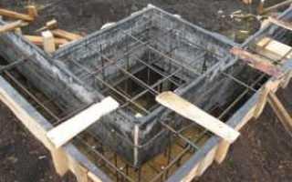 Заливка свайно-ленточного фундамента: строительство, как делать