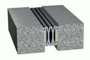 Создание в бетоне температурного шва