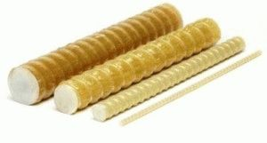 Разновидности стеклопластиковой арматуры