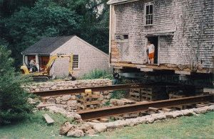 Строительство нового фундамента для дома