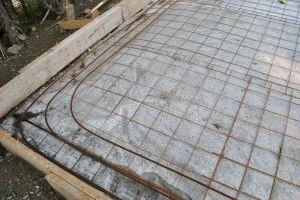 Гидроизоляция поверх песчаной подушки