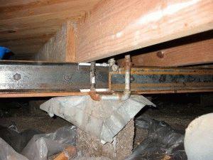 Фундамент под домом