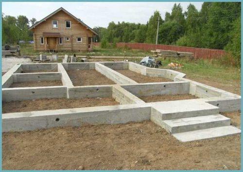 Качественное и постоянное бетонное основание
