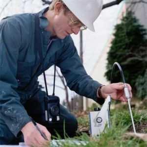 Процесс определения типа почвы для обустройства фундамента дома