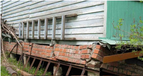 ремонт фундамента