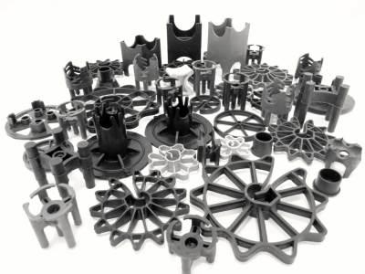 Пластиковые фиксаторы для защитного слоя бетона