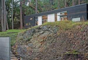 Скальная почва под фундамент