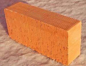 Полнотелый глиняный кирпич