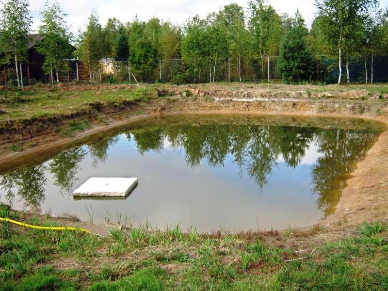 Устройство фундамента при высоком уровне грунтовых вод